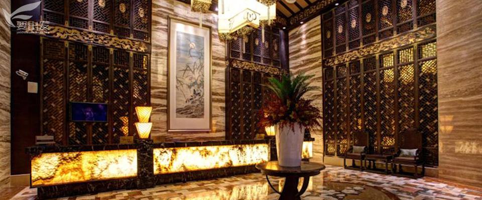 黑龙滩长岛天堂洲际大饭店双人奢华游