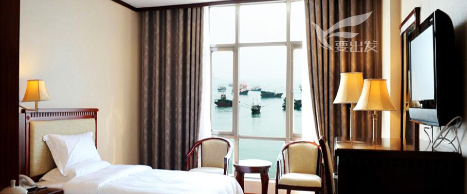 涠洲岛港岛酒店