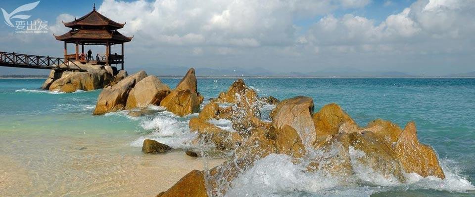 陵水分界洲岛海钓会所