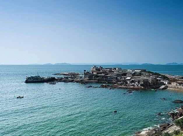 珠海庙湾岛图片
