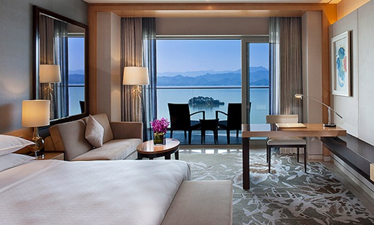 杭州绿城千岛湖喜来登度假酒店-杭州喜来登酒店-度假