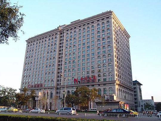 北京飞机场附近宾馆