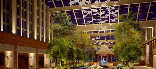 黑龙滩长岛天堂洲际大饭店